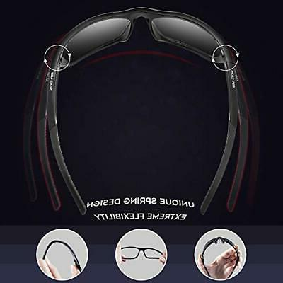 RIVBOS Polarized Sports Driving For TR90 Frame