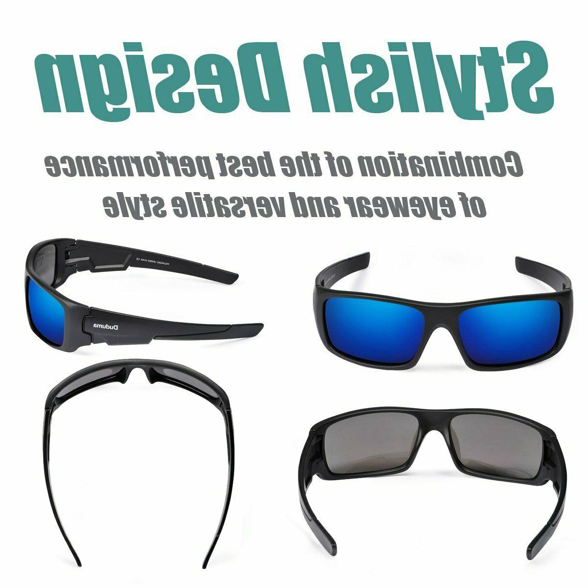 Duduma Polarized Sunglasses for Cycling Fishing DrivingHiking Superlight