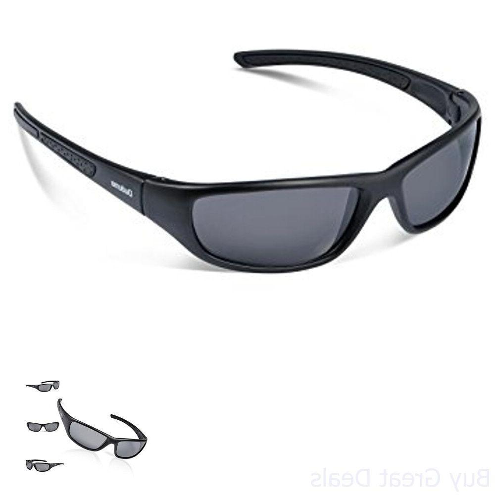 Duduma Polarized Sports Sunglasses for Men Women Baseball Ru