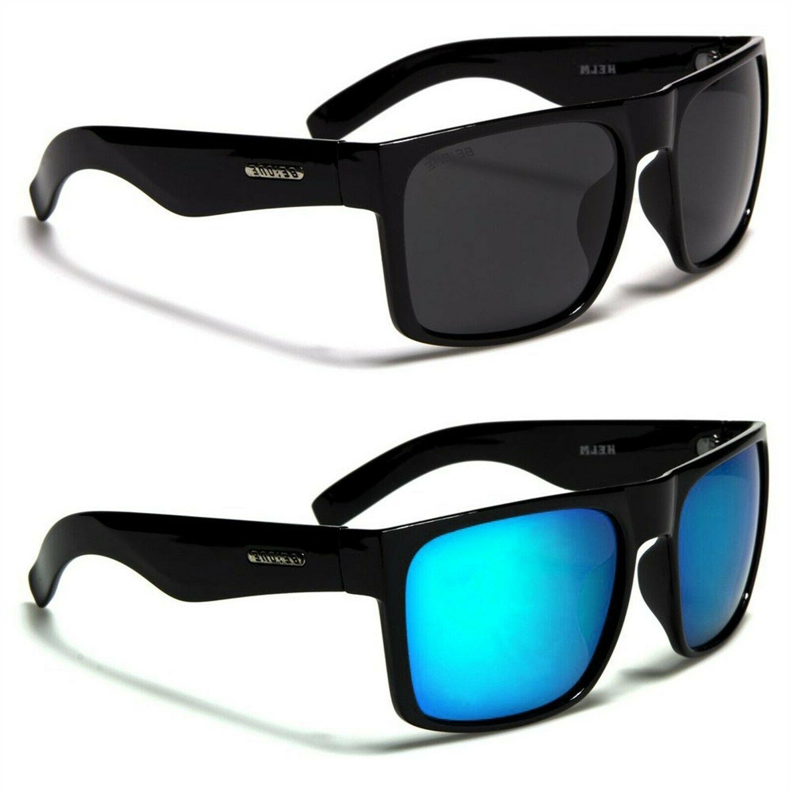 polarized square men s fashion sunglasses