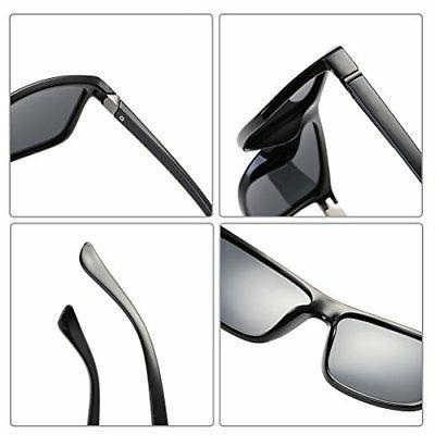 Polarized Sunglasses Mens Sun Glasses for Men/Women