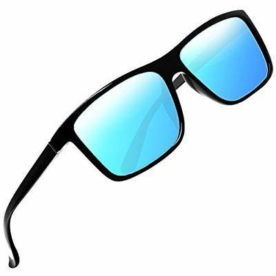 polarized sunglasses driving mens sun glasses rectangular