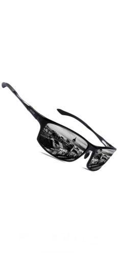 Bircen Polarized Sunglasses for Men Women UV Protection Driv