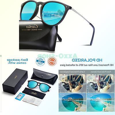 polarized sunglasses for women men vintage style