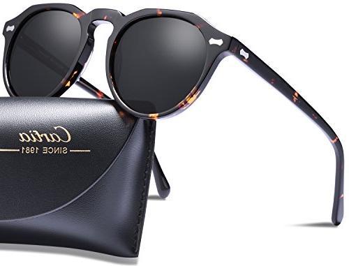 Carfia Polarized Sunglasses Women with