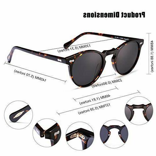 Carfia Women丨Vintage Sunglasses