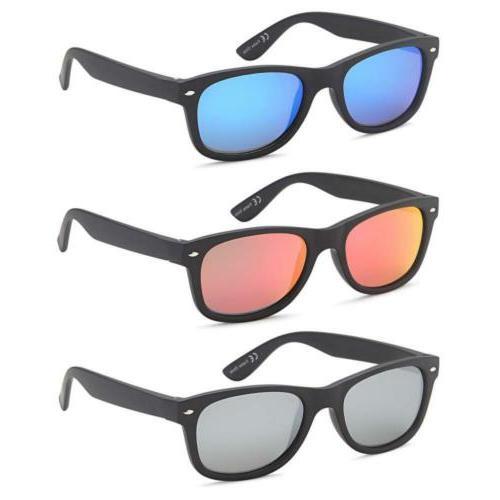Polarized Sunglasses Men 3 Pairs - Eye Frame
