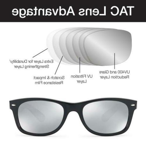 Polarized Sunglasses 3 - 55 Eye Frame