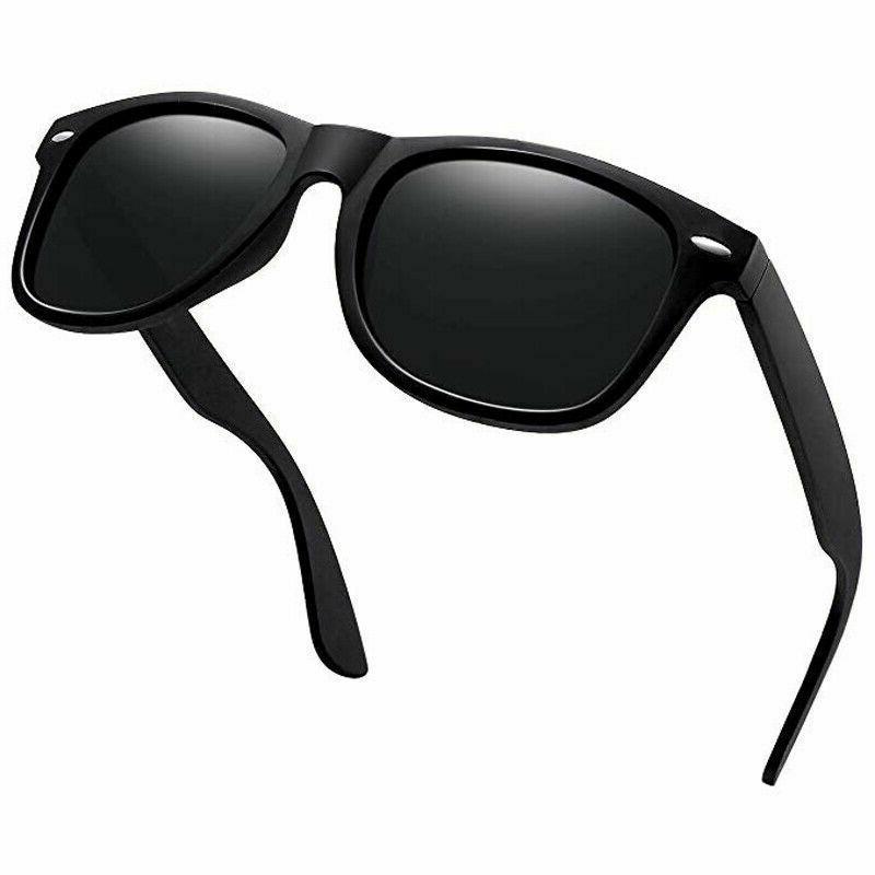 Polarized Classic Driving Running Eyewear Glasses
