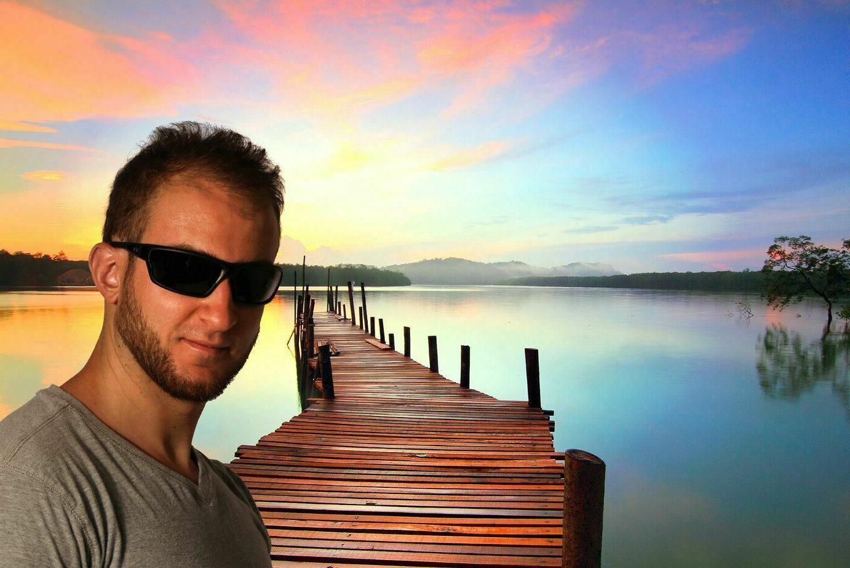 Nitrogen Sunglasses Sport Running Fishing Driving Glasses