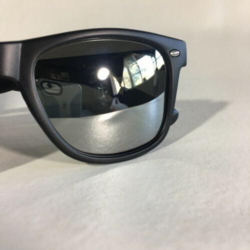 Polarspex Retro Squared Lens Black