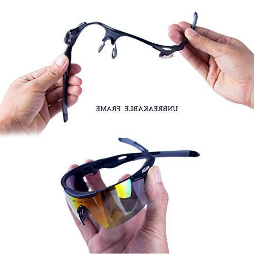 RIVBOS Sun 5 Interchangeable Lenses