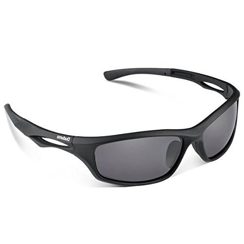 Duduma Polarized Sports Sunglasses for Running Cycling Fishi