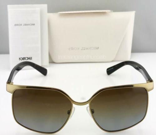 Michael Kors Polarized Sunglasses MK1018 AUGUST Gradient