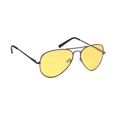 JETPAL Premium Classic Aviator UV400 Sunglasses w Flash Mirr