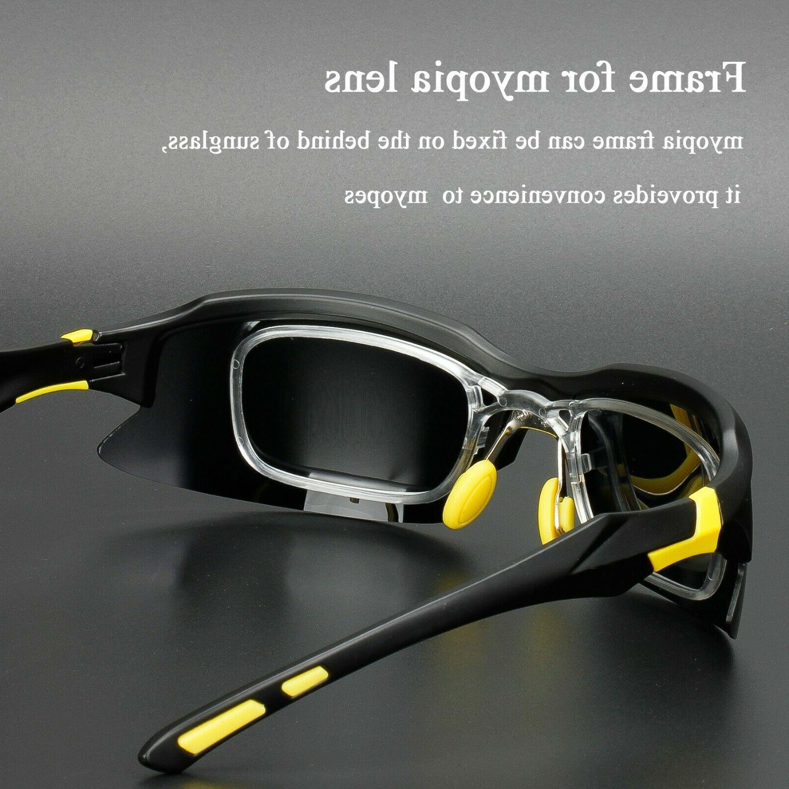 Professional Polarized Casual Sports Sunglasses 4 Color