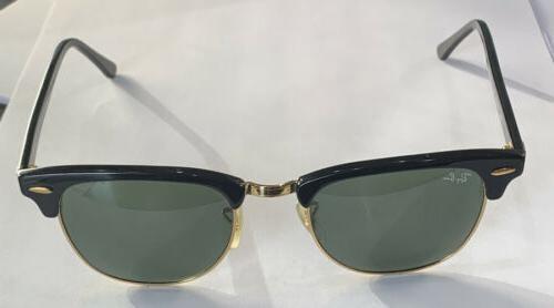 RAY BAN Green Lens Sunglasses 3N