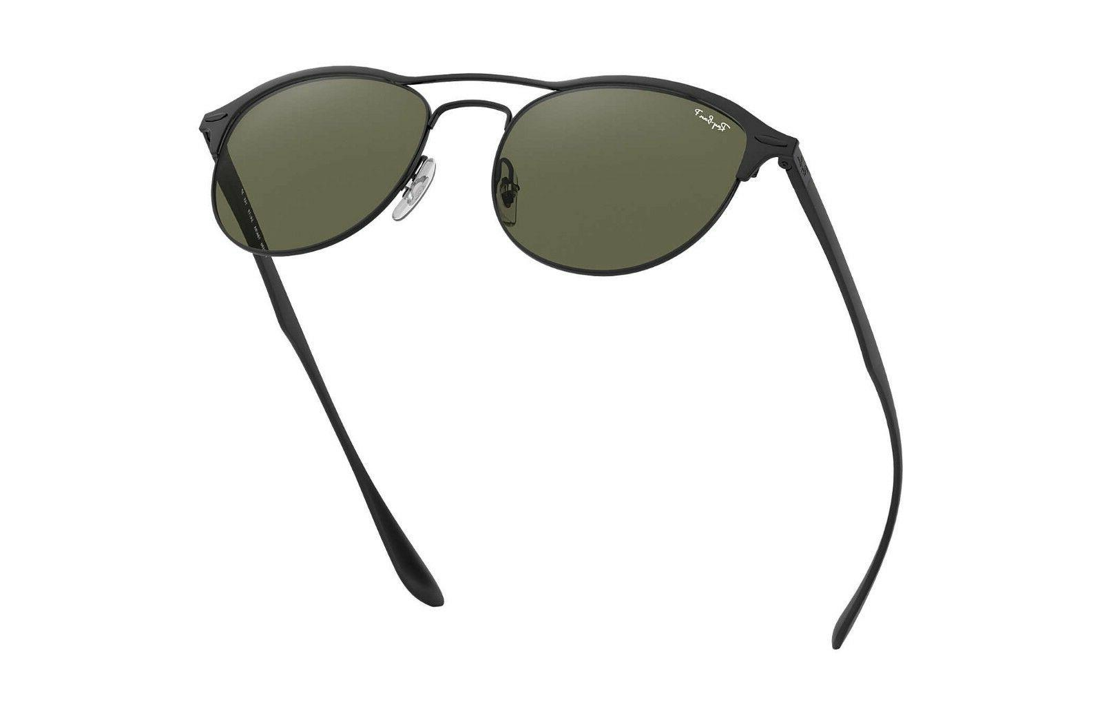 Ray POLARIZED RB3596 Black Frame