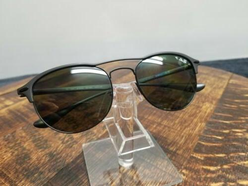 ray ban polarized sunglasses rb3596 186 9a