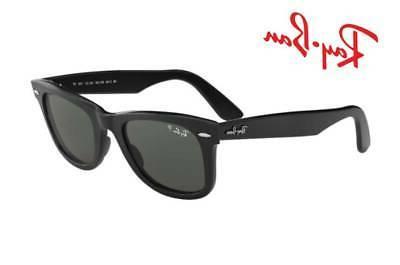 Ray-Ban Sunglasses Black Frame Lenses RB2140
