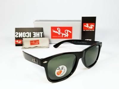 Ray-Ban Wayfarer Sunglasses Black Lenses