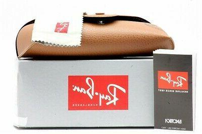 Ray Ban RayBan Matte Gold Polarized Sunglasses 50mm