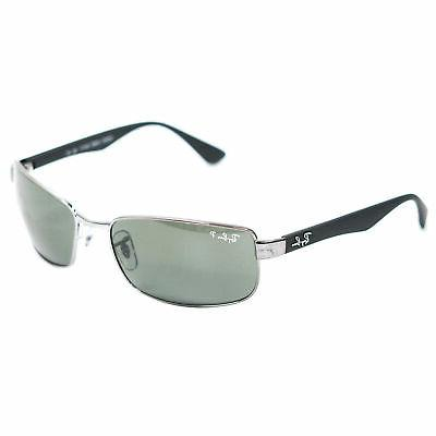 ray ban rb3478 sunglasses gunmetal polarized