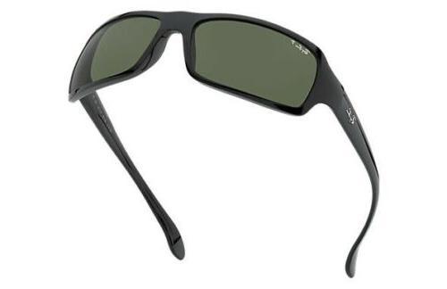 Ray-Ban Black Polarized Sunglasses
