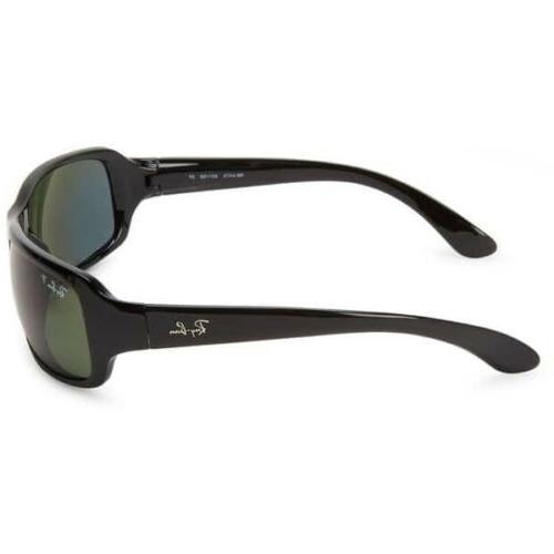 Ray-Ban 601/58 Black Polarized Sunglasses