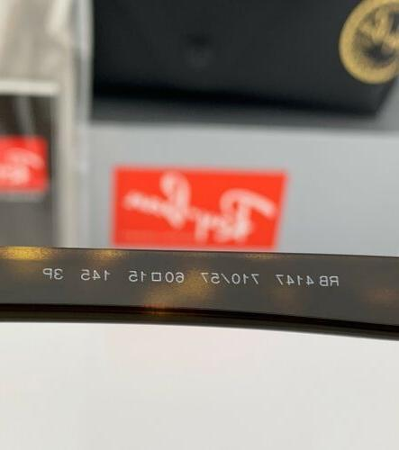 Ray-Ban Sunglasses Brown Tortoise Brown B-15 Lens