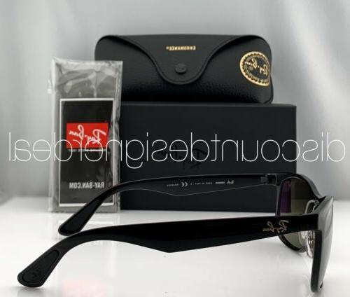 Ray-Ban RB4263 Sunglasses Shiny Silver Mirror POLARIZED 55mm