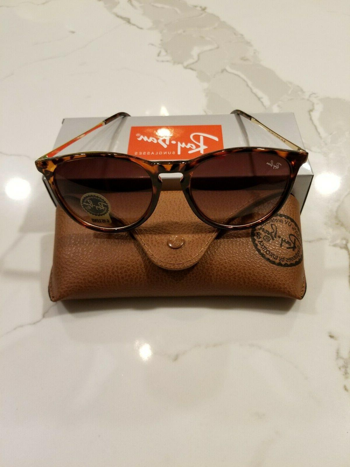 ray ban sunglasses erika havana classics rb4171