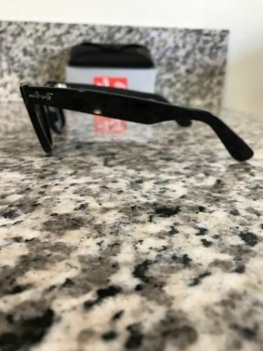 Ray-Ban Wayfarer 901 Black Lens