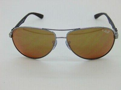 Polarized Gold Sunglasses