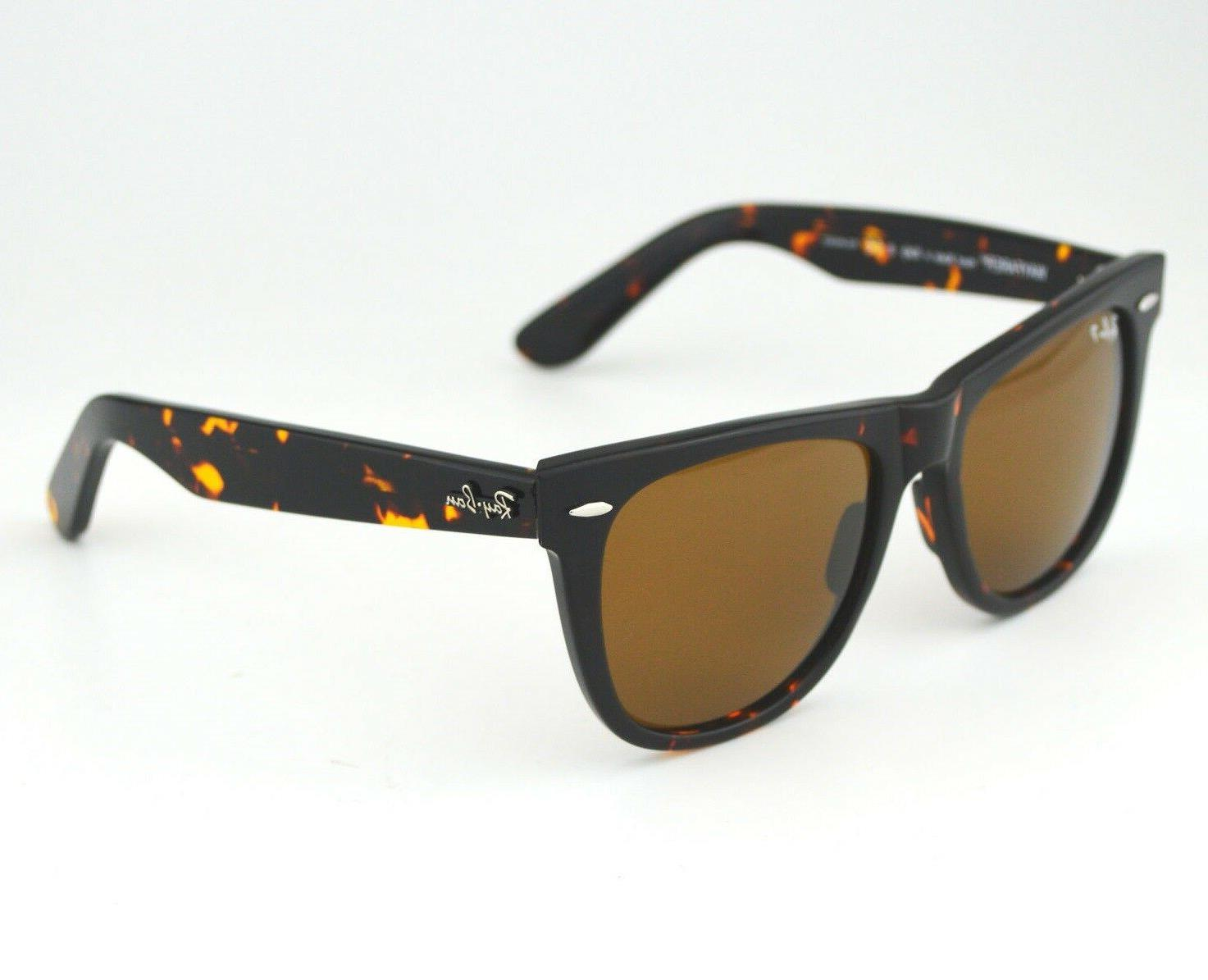 rb2140 wayfarer polarized sunglasses 902