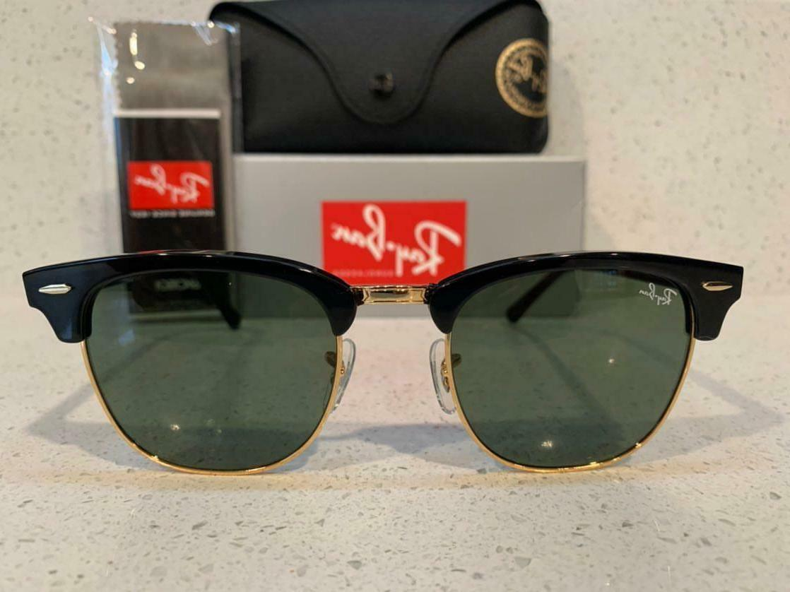 rb3016 classic clubmaster sunglasses variations