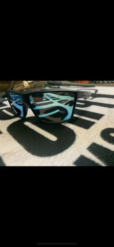 Costa Del Mar Rinconcito Matte Black Blue Mirror 580 Glass P