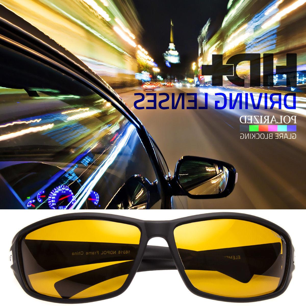 SPORT NIGHT DRIVING POLARIZED HIGH