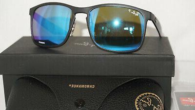 Ray-Ban Sunglasses, RB4264 58 Chromance Collection