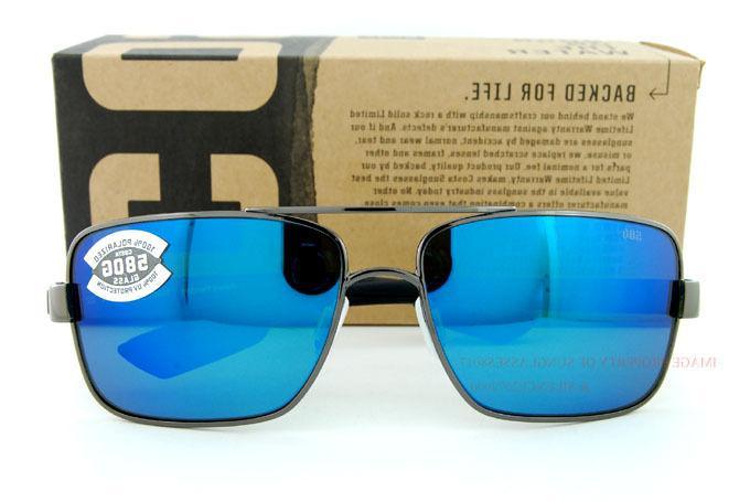 Costa Del Mar Sunglasses North Turn Polarized NTN 22 OBMGLP