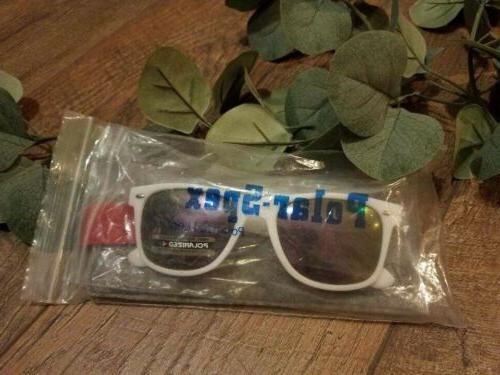 sunglasses polarized white
