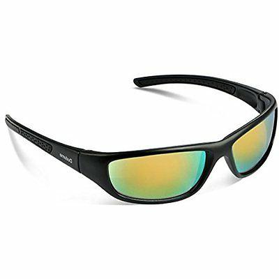 tr8116 polarized sports sunglasses for baseball cycling