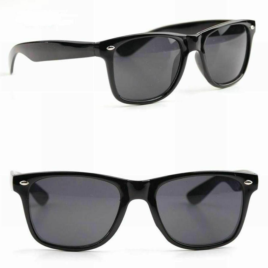 unisex sunglasses wayfare classic black frame 100