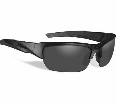 Wiley X Valor Ops Sunglasses, Grey/Black, Polarized Smoke Gr