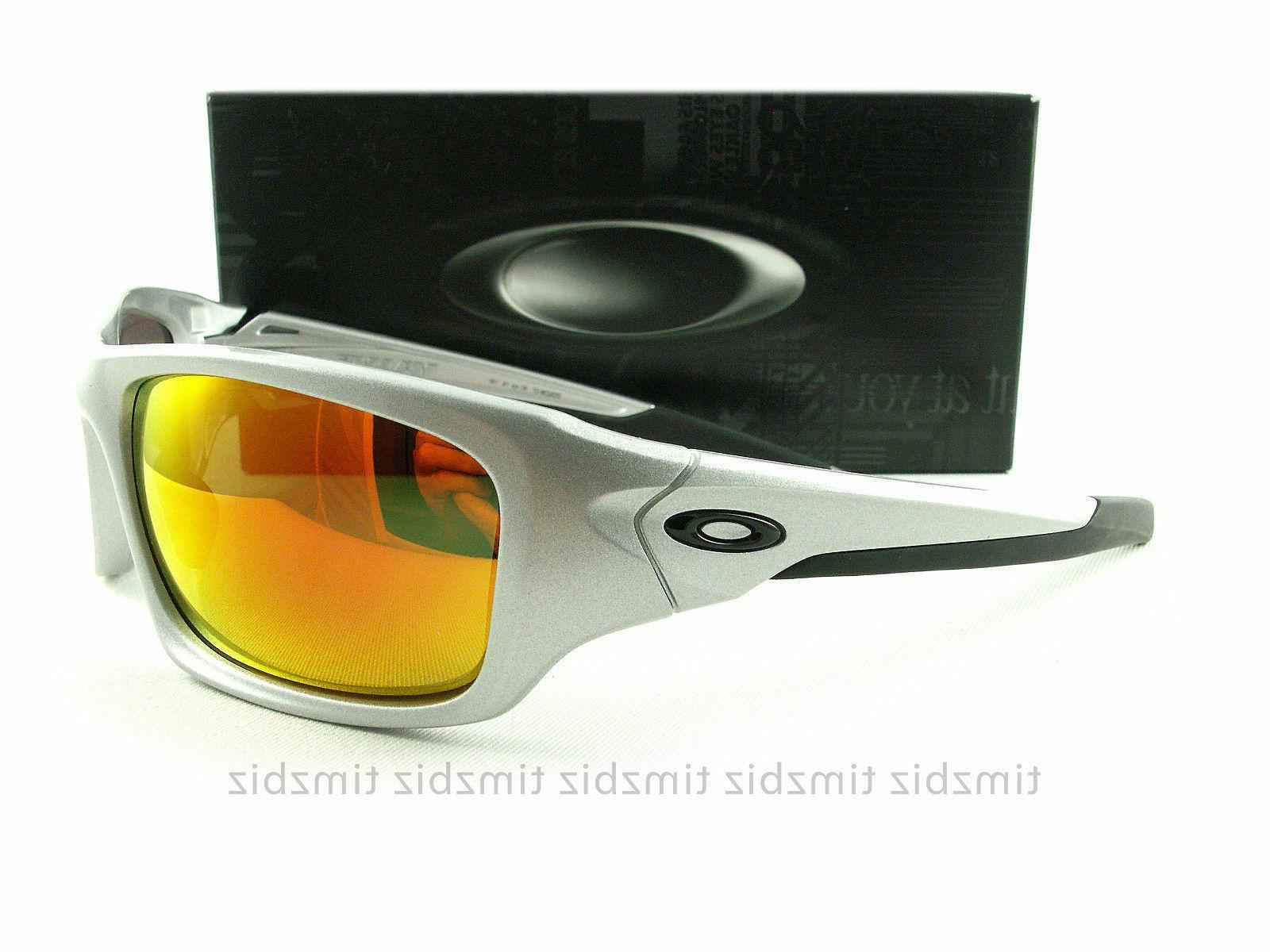 Oakley OO9236-07 Silver Fire