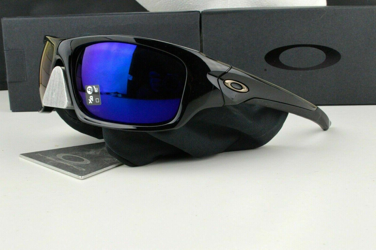 valve polarized sunglasses oo9236 12 polished black