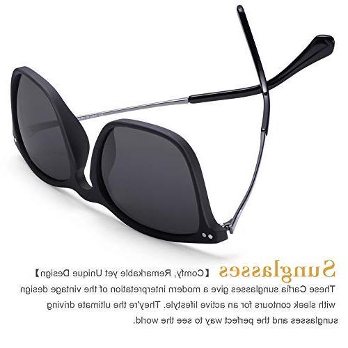 Carfia Polarized Sunglasses for Protection