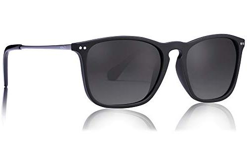 vintage polarized sunglasses for men 100 percent