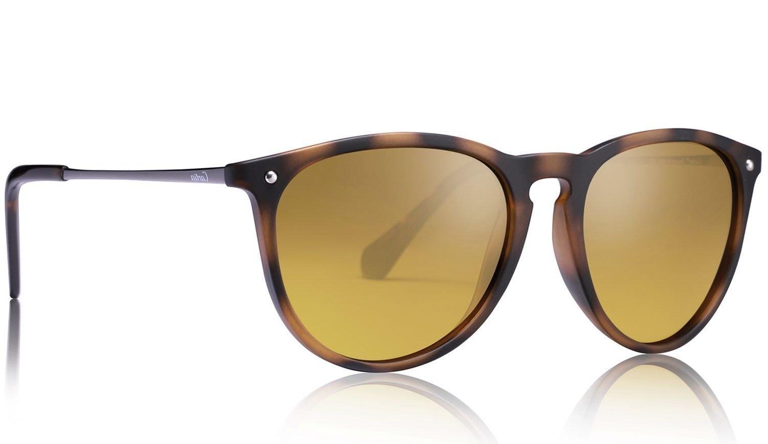 vintage polarized sunglasses for women men 100