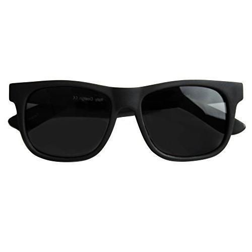 w120mm black polarized lenses